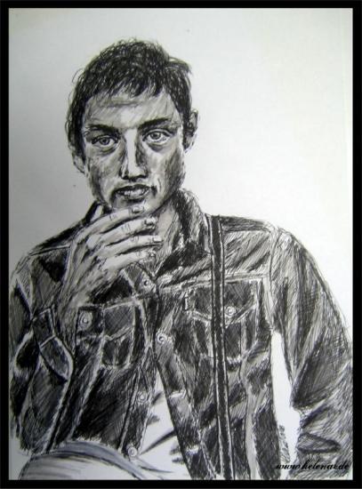 Jakob Dylan by helena